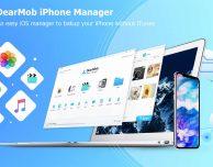 DearMob: il software per il backup senza iTunes
