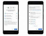 Google attiva l'eliminazione automatica dei dati da Attività web e posizioni