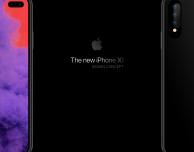 Concept immagina un iPhone (12) senza tacca, ma con il foro!