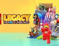 "Gameloft svela il nuovo gioco ""LEGO Legacy: Heroes Unboxed"""