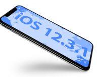 Apple rilascia iOS 12.3.1 per iPhone