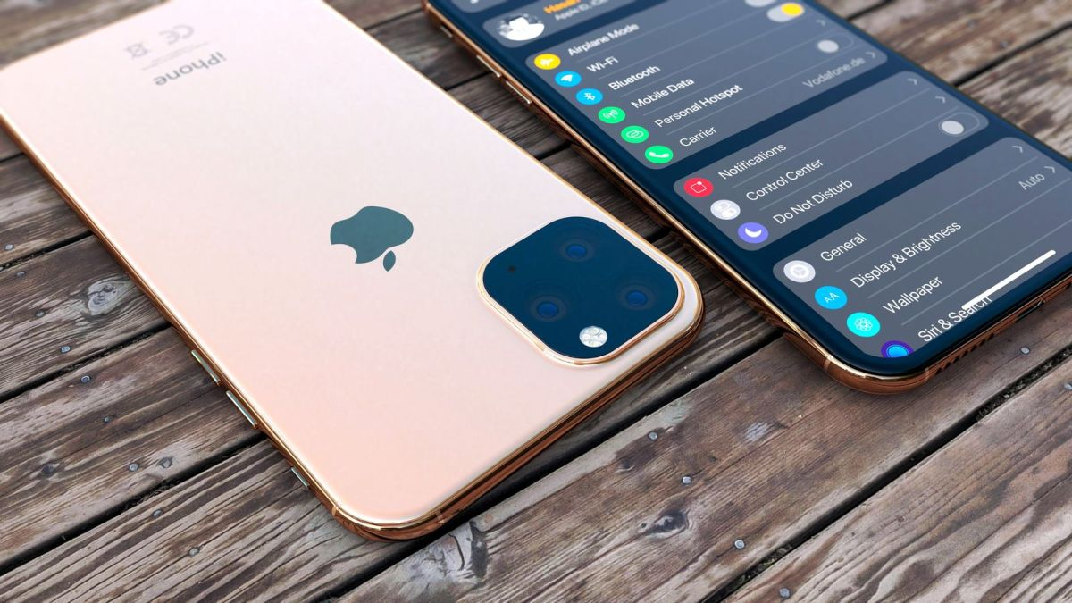 New designs show the iPhone 11 from all angles!