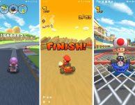 Mario Kart Tour: prime immagini del gameplay