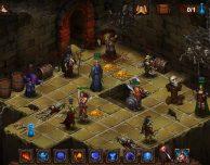 Dark Quest 2: RPG a turni ispirato al leggendario gioco da tavolo Hero Quest