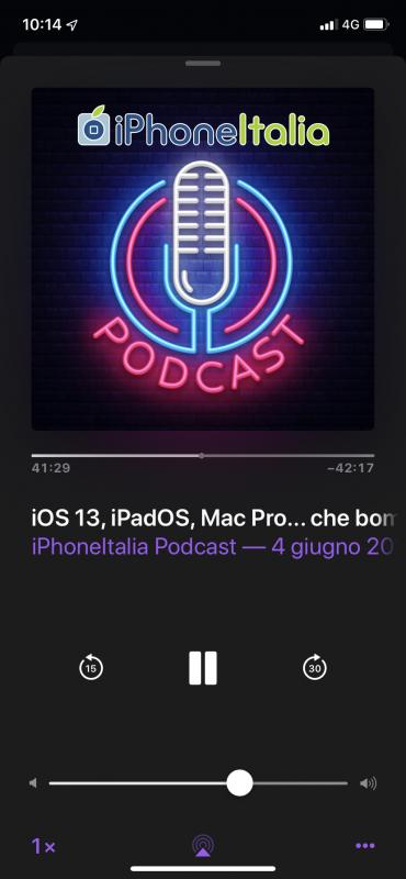 ios 13 podcast