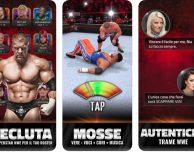 WWE Universe: l'autentico gioco del Wrestling ora sul tuo dispositivo iOS