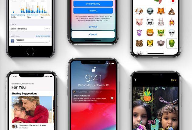 beta 4 di iOS 12.4