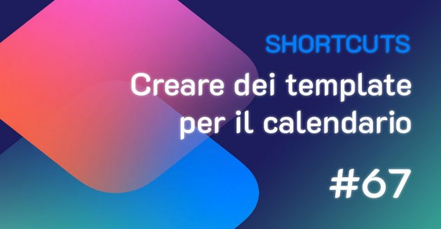 Tutto Il Calendario.Shortcuts 67 Come Creare Dei Template Per Il Calendario