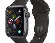 Apple Watch Series 4 in sconto a 369€ su Amazon