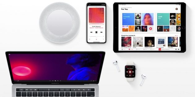 Apple Music studenti