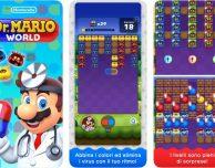 Nintendo rilascia Dr. Mario World su App Store