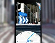 Google Maps AR: arriva la beta anche per iPhone