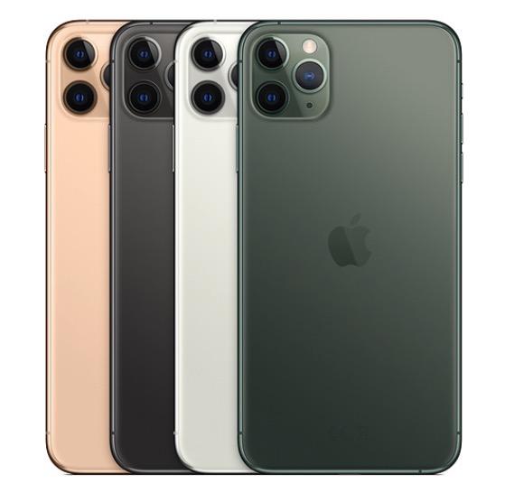 iPhone 11, iPhone 11 Pro e Pro Max