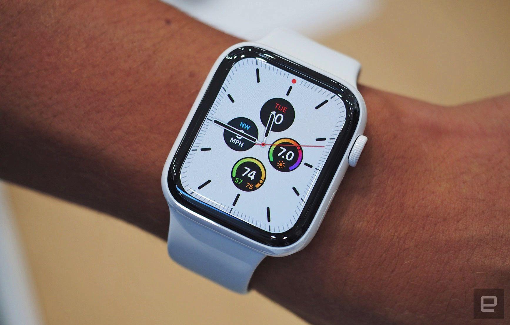 apple watch 5 心電圖 破解