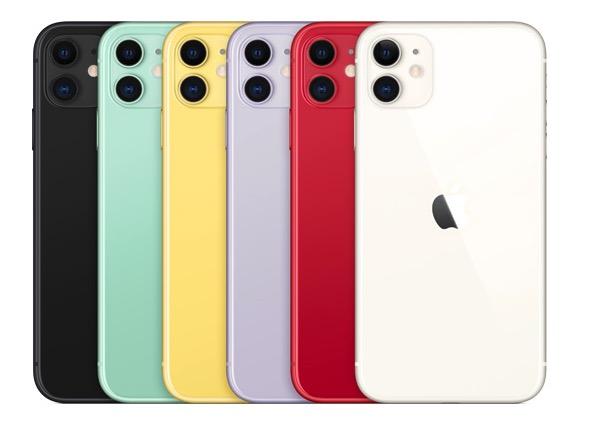 Caratteristiche e Colori iPhone 11
