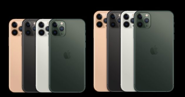 Caratteristiche e Colori iPhone 11 Pro e Pro Max