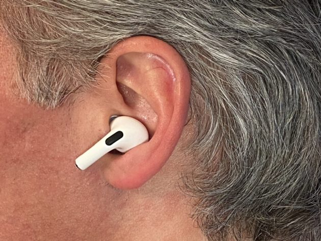 AirPods Pro - orecchio