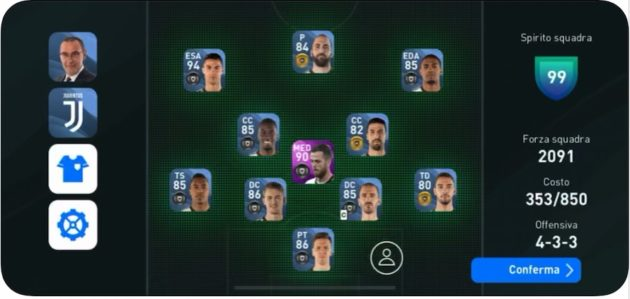 efootball pes 2020 android