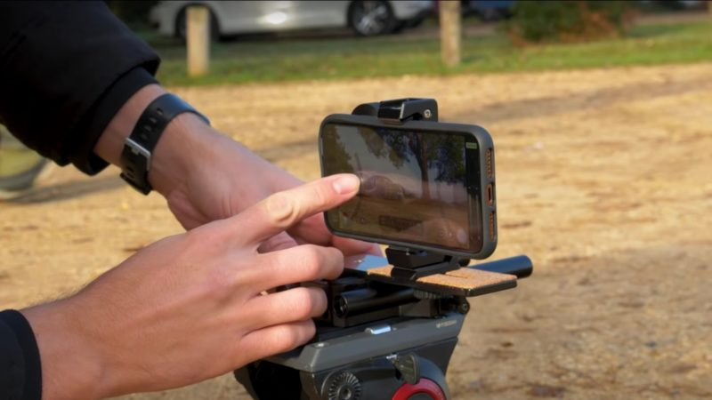 iphone 11 pro video test