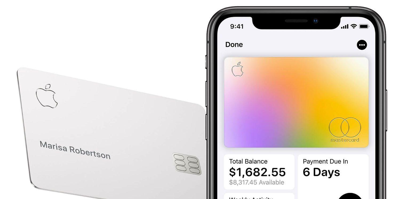Ottima crescita per Apple Card: 6,4 mili …