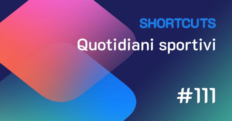 Siri Shortcuts 111