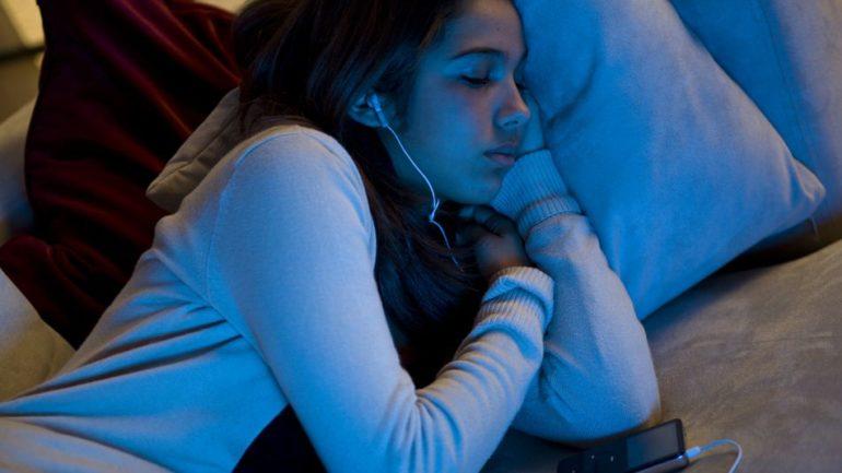 sleep timer spotify