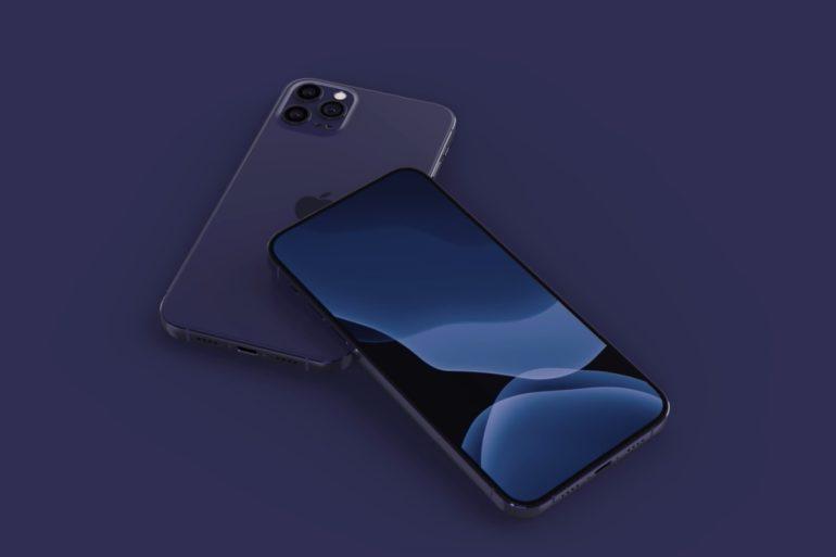 iphone 12 blu