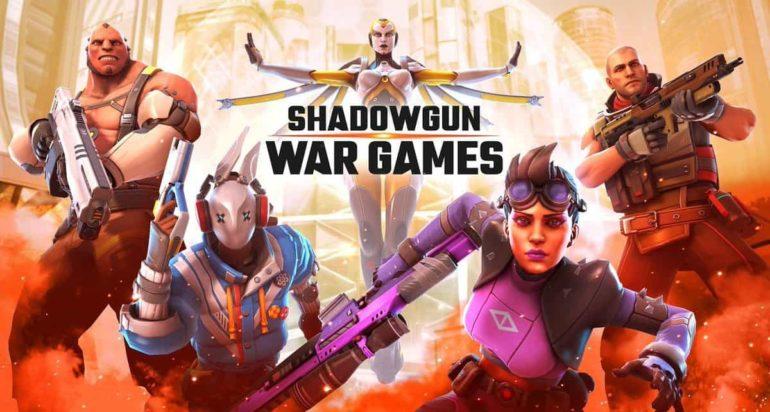 Shaidonwgun War Games