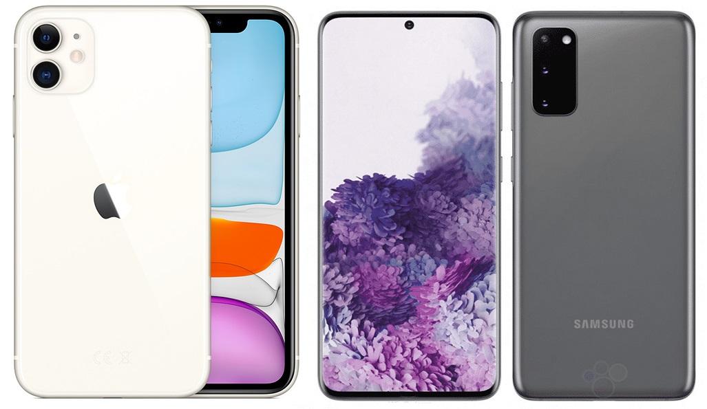 Differenze Iphone E Samsung