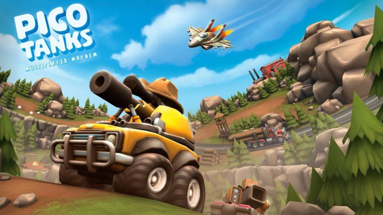 Pico Tanks App Store