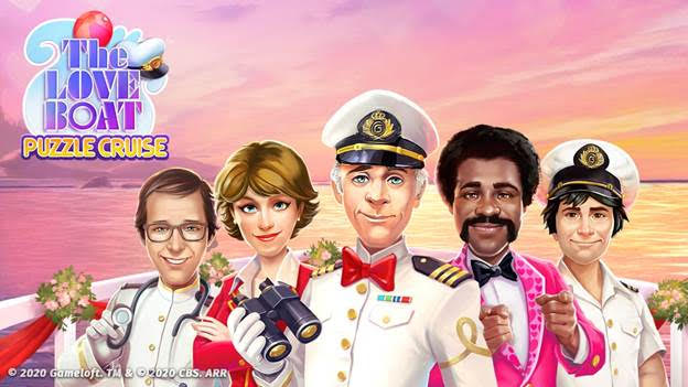 The Love Boat Gameloft