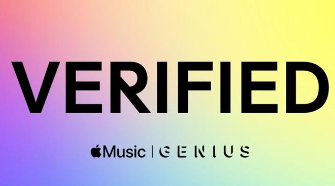 verified apple music