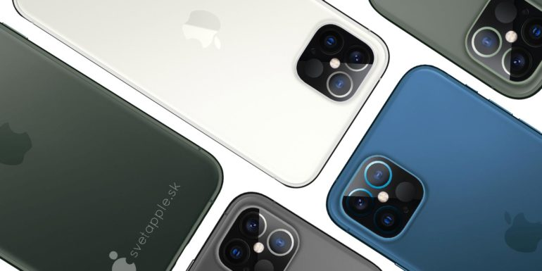 concept iPhone 12 Pro