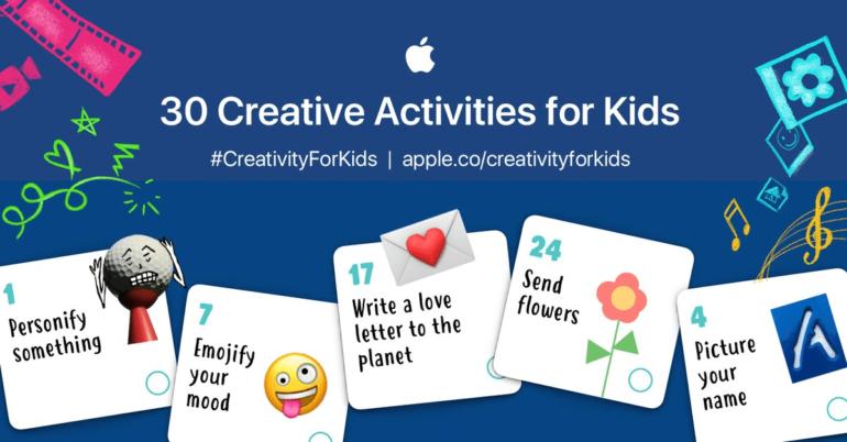 30 Creative Activities for Kids