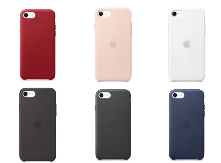 iphone se custodia trasparente