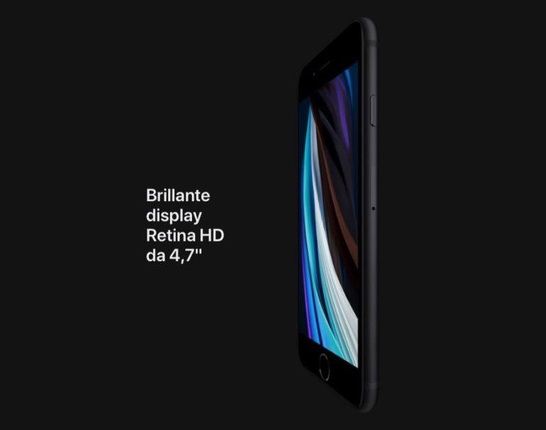 display iphone se 2