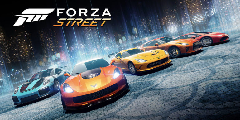 forza street iphone
