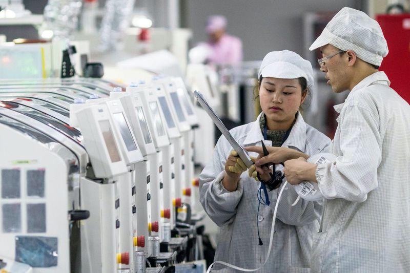Foxconn prevede nuovi bonus per assumere …