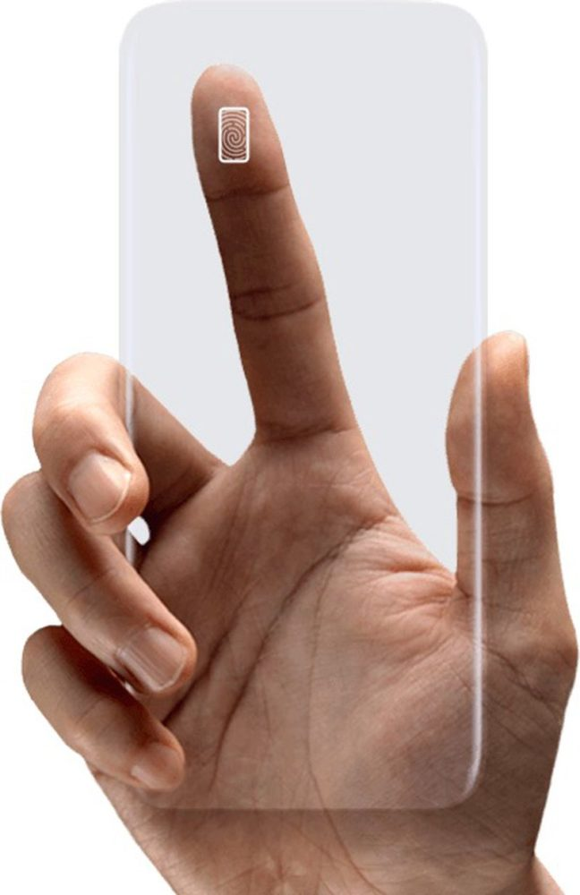 touch id display
