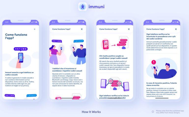 immuni covid