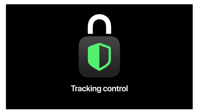 Privacy ios 14