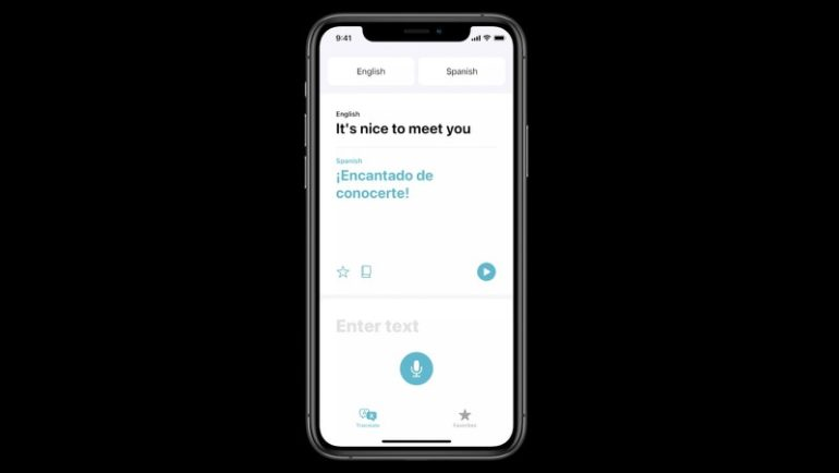translate ios 14