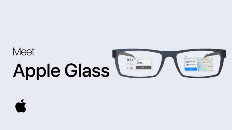 concept Apple Glass