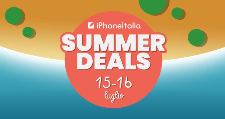 iPhoneItalia summer deals