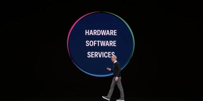 bundle servizi apple