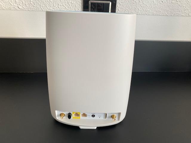 Orbi 4G LTE fronte