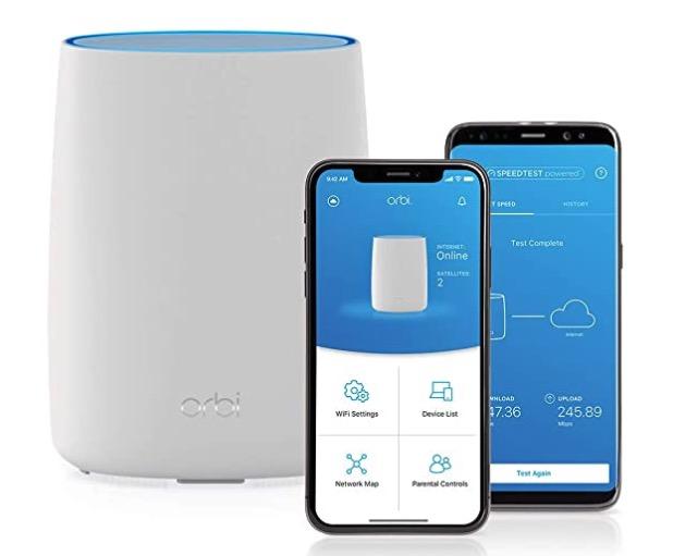 Orbi 4G LTE netgear