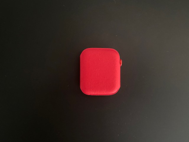 apple watch 6 red 2