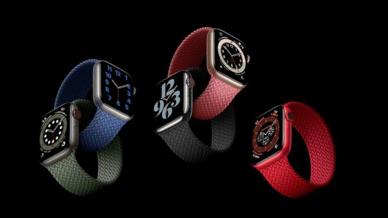 cinturini apple watch 6