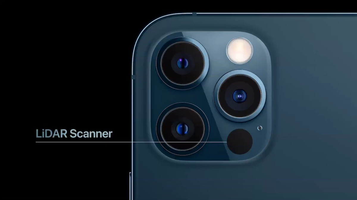 Lidar Iphone